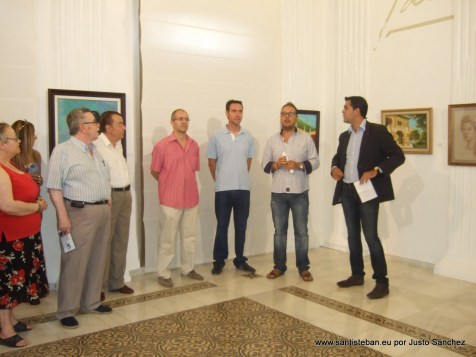 Exposicion Francisco Quesada