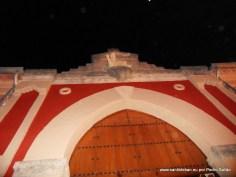 San Esteban desde su hornacina