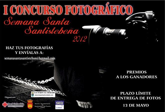 Concurso Fotografía Semana Santa Santisteban del Puerto