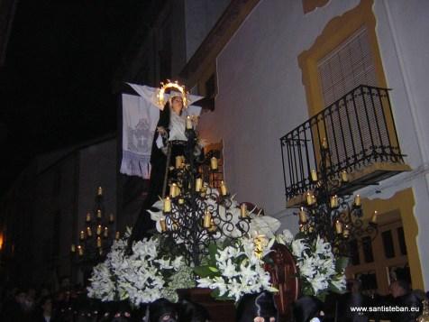 Viernes Santo, Soledad 2004