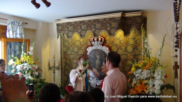 Mozos Domingo de Ramos por Juan Miguel Gascón