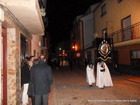 Jesús de la Caída a su paso por Calle Calvario