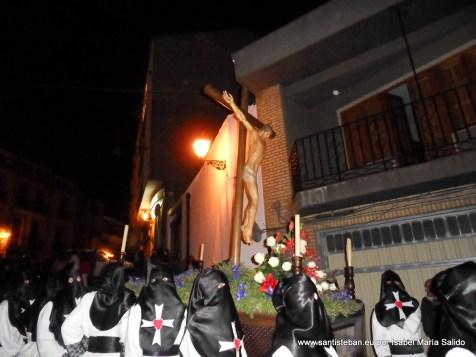 Cruz Guía en la Calle Joaquín Mercado