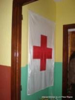 Cruz de la Cruz Roja, por Paqui Íñiguez