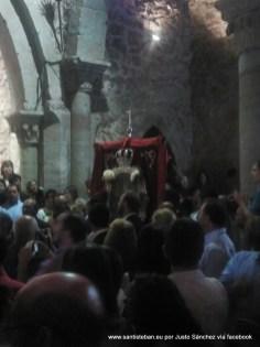 Lunes de Pentecostés 2012 por Justo Sánchez