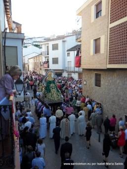 Lunes de Pentecostés 2012 - por Isabel María Salido
