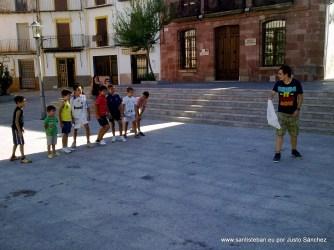 Mini Olimpiadas Verano 2012, por Justo Sánchez