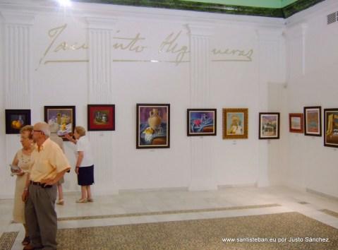 Público en la inauguración de la Exposición.