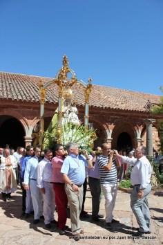 Día de la Virgen, 15 agosto 2012