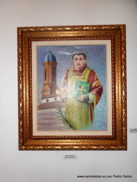 San Esteban Protomártir.