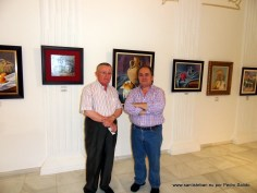 Dos Artistas: José Romero Olid y Juan Guerrero Olid.