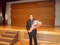Enrique Muñoz - Concierto Asaka - JAPÓN