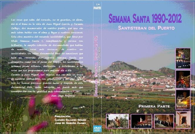 Carátula DVD Semana Santa Santisteban I