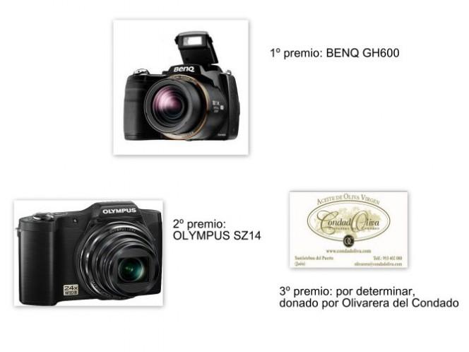 Premios II Concurso Fotografía Semana Santa Santistebeña 2013