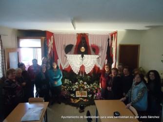 """Cruz del Centro de Educación de Adultos """"Ilucia"""". C/ Sancho IV"""