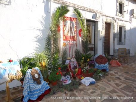 Cruz de Dolores Espino Salido. C/ San Sebastián, 11.