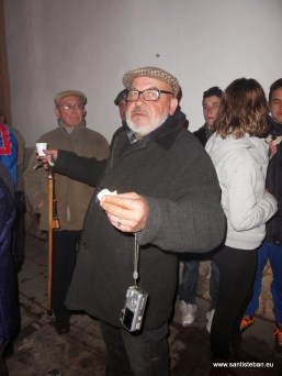 Nuestro amigo Juan José Armijo en las Lumbres