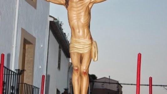 Cristo del Perdón, Santo Entierro 2014