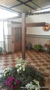 Cruz de María Dolores Paredes Plaza