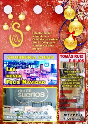 Campaña Comprar en Santisteban Tiene Premio 1