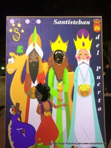 Reyes y pajes