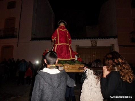 Procesión de San Esteban