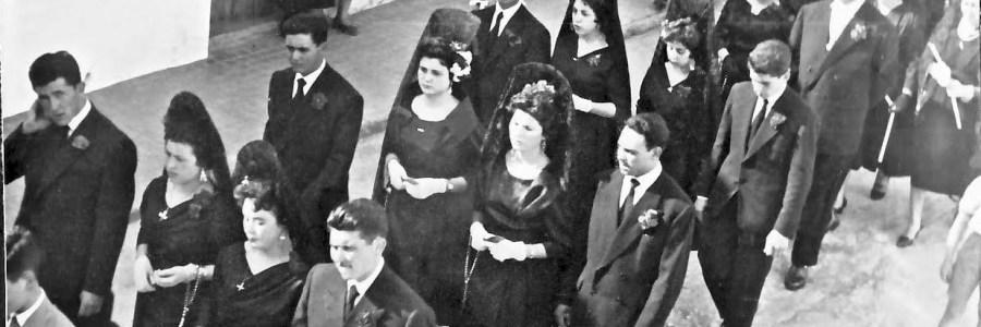 Mayordomía 1958-1959