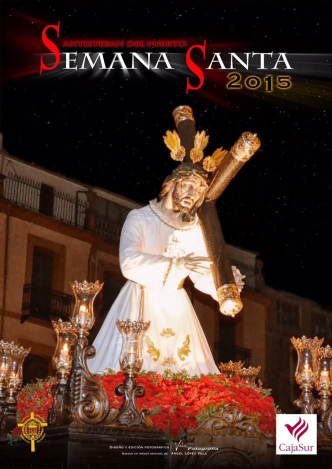 Cartel Semana Santa Santisteban del Puerto 2015