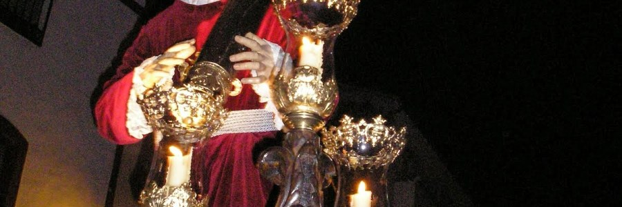 Jesús de la Caída. Santisteban 2015