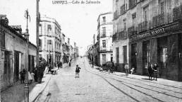 Calle Corredera. Linares