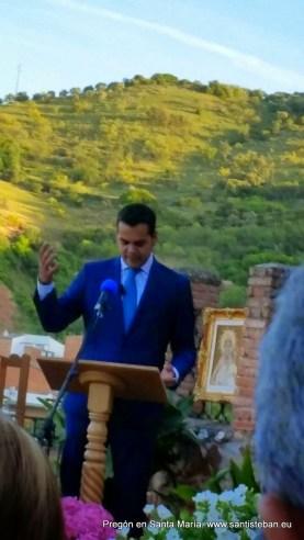 Pregón Cofradía por Juan Diego Requena