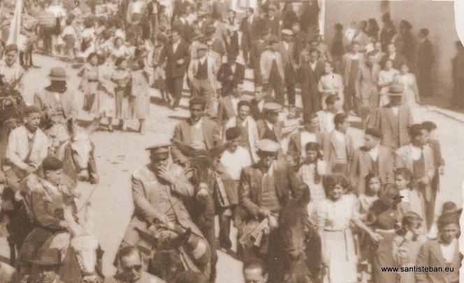 Cuadrante superior derecha Mulillas 1955