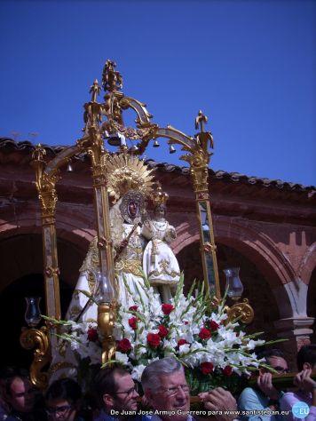 Procesión Claustral Natividad 2017