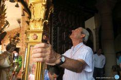 Procesión Claustral por la Natividad de la Virgen
