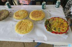 Feria de Septiembre 2017. Concurso de Hortalizas, tortillas y fruta de sartén