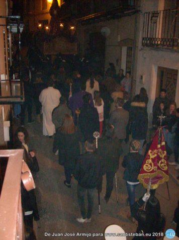 Procesión de Jesús en la Oración en el Huerto y Cristo de Medinaceli - Martes Santo