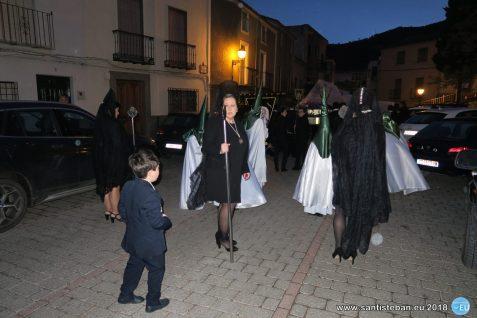 Virgen de las Lágrimas - Viernes Santo 2018