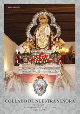 Portada de Collado de Nuestra Señora 2018