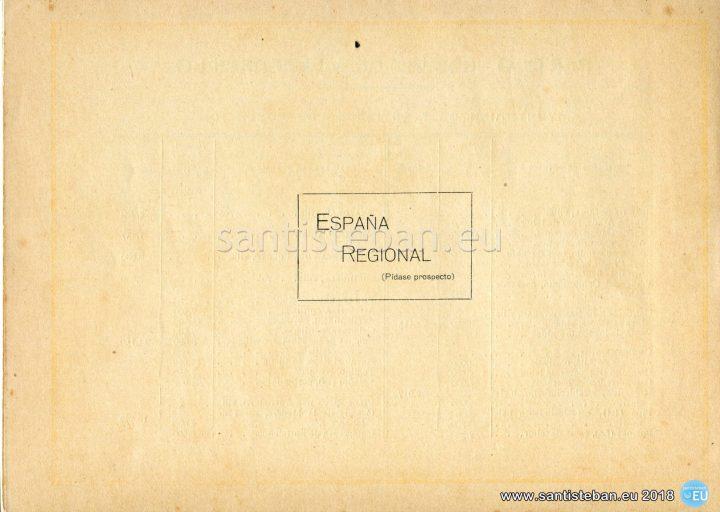 Anuncio de otra obra de los autores: España Regional.