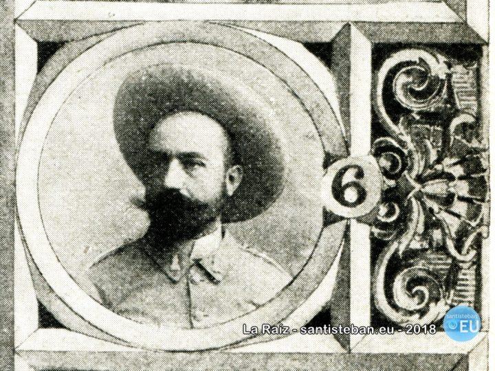 D. Remigio Sanjuán Sanjuán. Fotografía incluida en la revista Blanco y Negro. Octubre 1896.