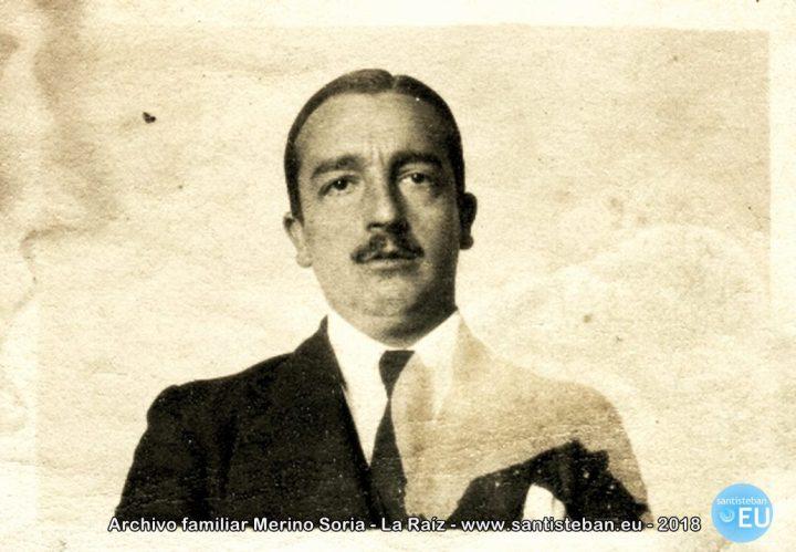 D. Mariano Sanjuán Sanjuán. Década de los 30.