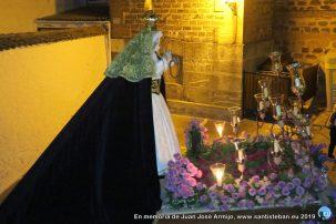 Viernes Santo 2019 - Procesión Oficial - Cristo del Perdón, Santo Entierro y Virgen de las Lágrimas