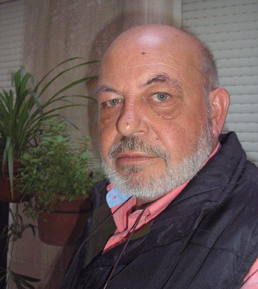 Retrato Autor Juan José Armijo