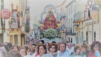 Subida de la Virgen del Collado - Lunes Pentecostés 2019