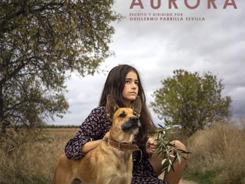 "Cartel del corto ""AURORA"" por Guillermo Parrilla"