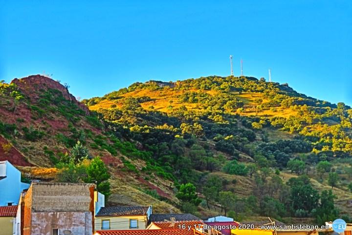 La mañana entrada en el Cerro San Marcos