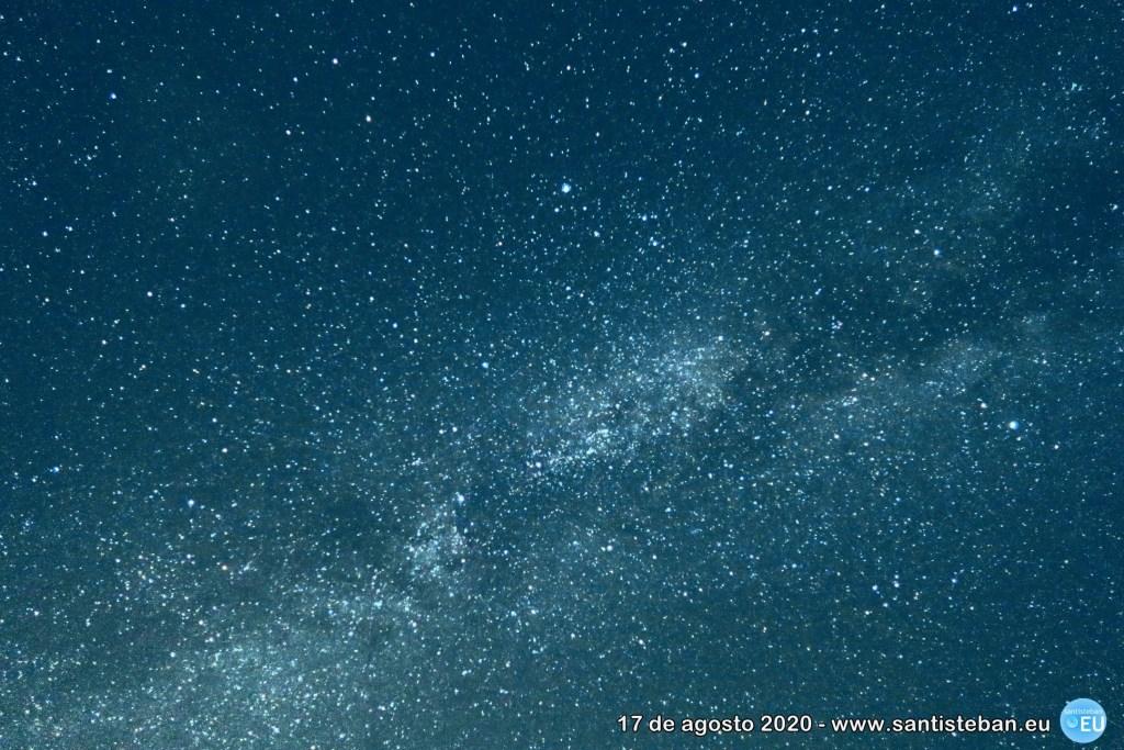 Vía Láctea desde la era de Hielo
