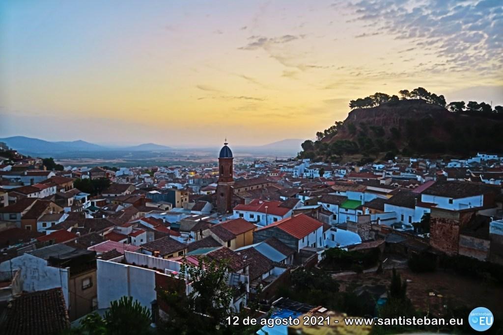 Amanecer en Santisteban IV