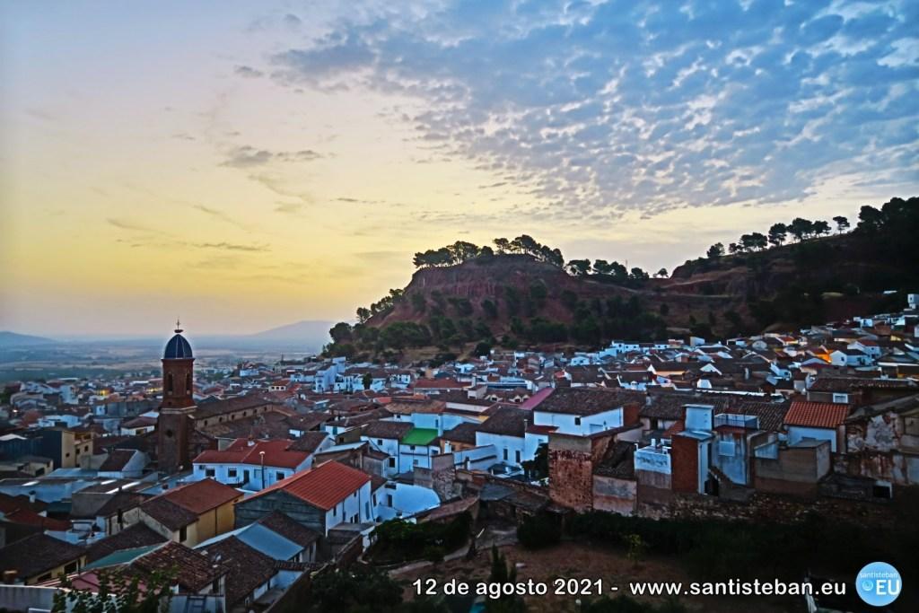 Amanecer en Santisteban VI