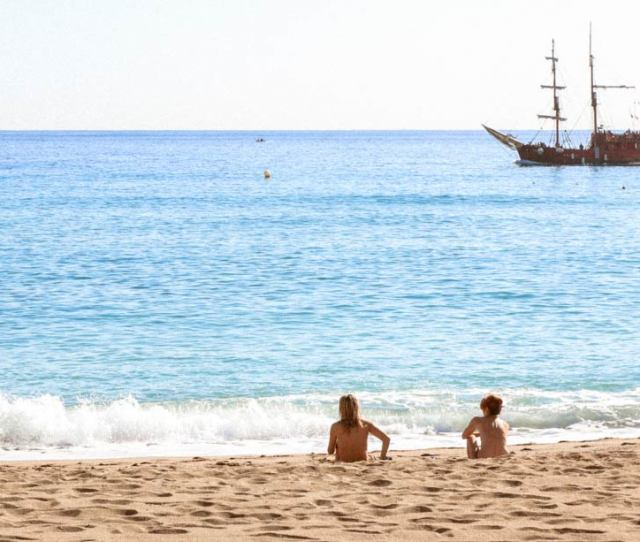 The Best Barcelona Nude Beaches